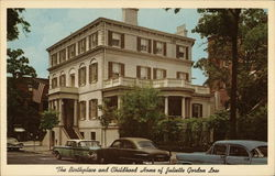 The Birthplace and Childhood Home of Juliette Gordon Low