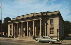 United States Post Office and Federal Building Postcard