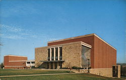 Arts & Science Building and Beeghly Theatre, Westminster College