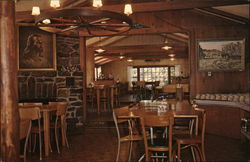 Dining Hall at Twin Pines Camp