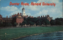 Harvard University - Dunster House Postcard