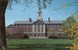 Moors Hall, Radcliffe College