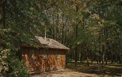 Cabins in Pymatuning State Park