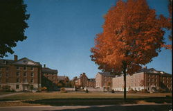Hailton-Thompson Halls, The Pennsylvania State University