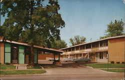 Howard Johnson Motor Lodge, 1025 5th St.