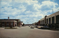 Grand Falls Main Street and Shopping Center