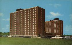 Gage Center, Girls' Dormitory, Highland Campus, State College
