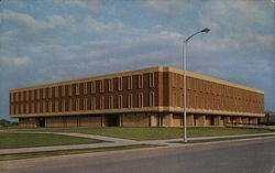 Education and English Building, Mankato State College