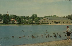 Wild Duck Pond, Bergen County Park