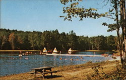 The Lake at Camp Beisler
