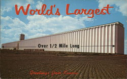 World's Larges Grain Elevator