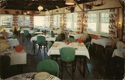 The Germond Hotel and Cabins - Dining Room
