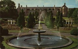 Formal Garden, Masonic Homes