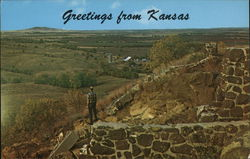Greetings From Kansas - Coronado Heights