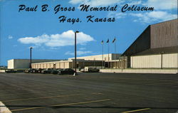 Paul B. Gross Memorial Coliseum