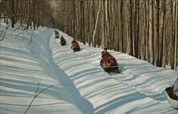 Snowmobile Routes