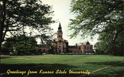 Administration Building, Kansas State University