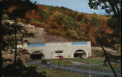 The Allegheny Tunnel