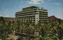 The Reef Tower Hotel, Waikiki
