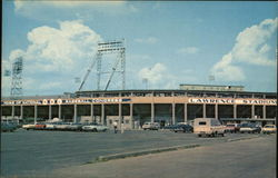 View of Lawrence Stadium Postcard