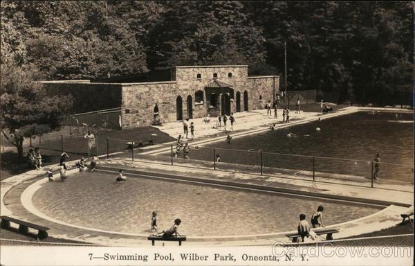 Swimming Pool, Wilber Park