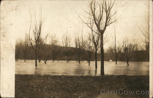 1913 Flood Pearson Mill Disasters