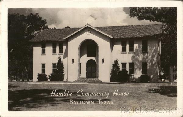 Humble Commuity House Baytown Texas