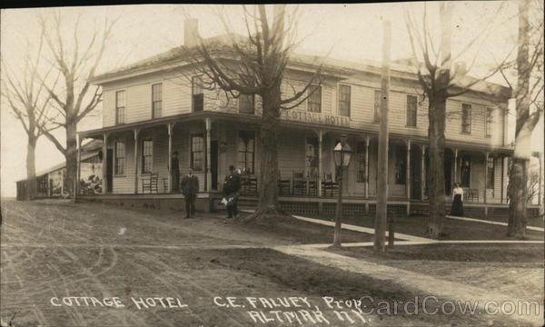 Cottage Hotel
