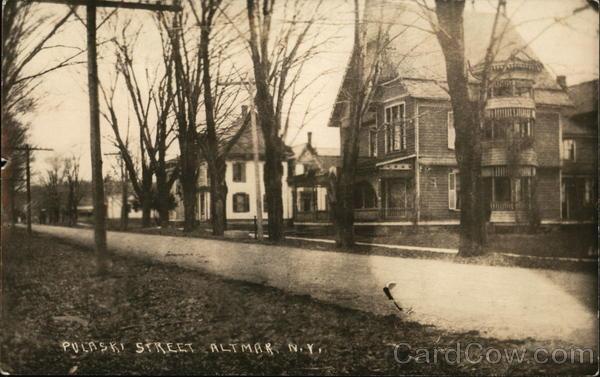Pulaski Street