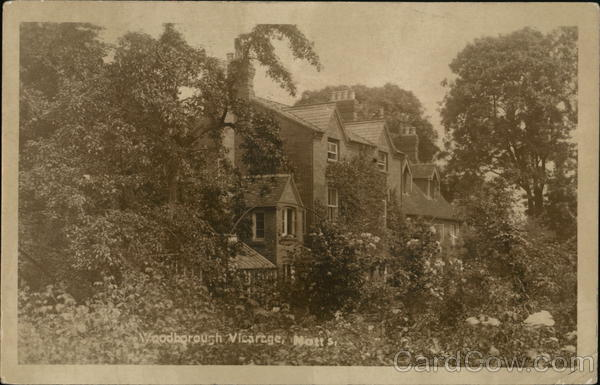 Vicarage Woodborough England