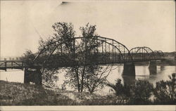Bridge Over River, 1913