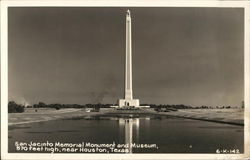 San Jacinto Memorial Monument and Museum