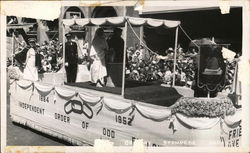 Parade Float, Independent Order of Odd Fellows