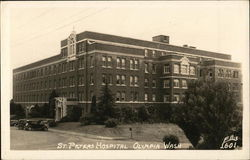 St. Peters Hospital Postcard