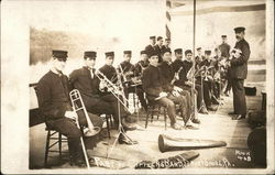 Part of the Citizens Band Postcard