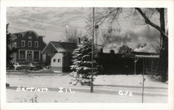 Homes in Snow