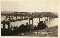 Bridge Over the Mississippi River on SC Highway