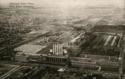 Highland Park Plant, Ford Motor Company