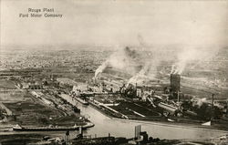Ford Motor Comapny - Rouge Plant