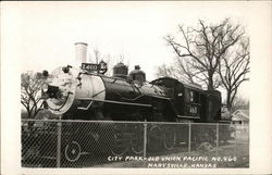 City Park-Old Union Pacific