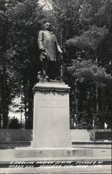 J. Sterling Morton Statue