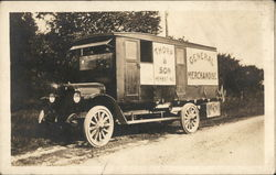 Thorp & Son - General Merchandise Delivery Truck