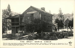 The Bret Harte Cabin
