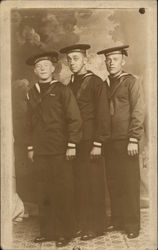Sailors, USS Florida