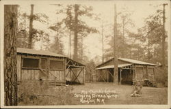 Mrs. Church's Cabins, Singing Pines Camp
