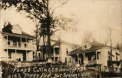Ford's Cottages and Apts