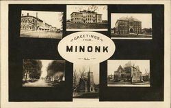 Greetings From Minonk