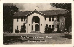 Humble Commuity House