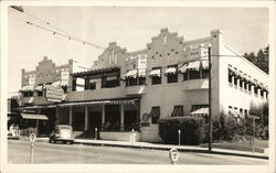 Auburn Hotel & Coffee Shop, Lincoln Way