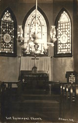 Episcopal Church - Interior